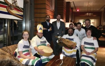 Spirit of collaboration inspires holiday pop-up at Four Seasons
