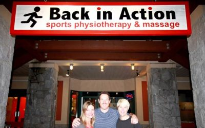 Healing hands at Back In Action keep community tuned up