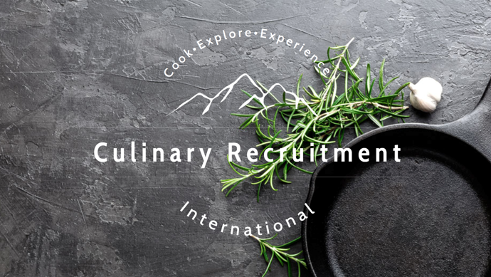 Culinary Recruitment Morocco Pilot