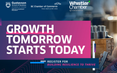 BC Chamber Network Launches Building Resilience to Thrive Program